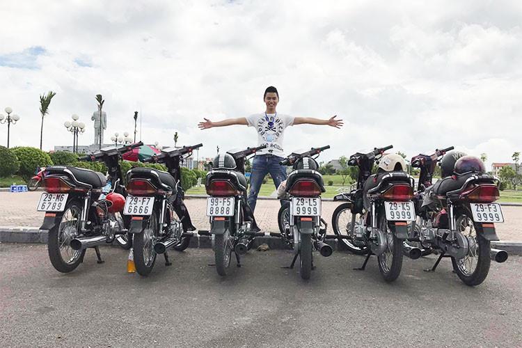 Xôn xao 9X Bắc Ninh rao bán cả dàn xe Honda Dream giá hơn 1 tỷ đồng