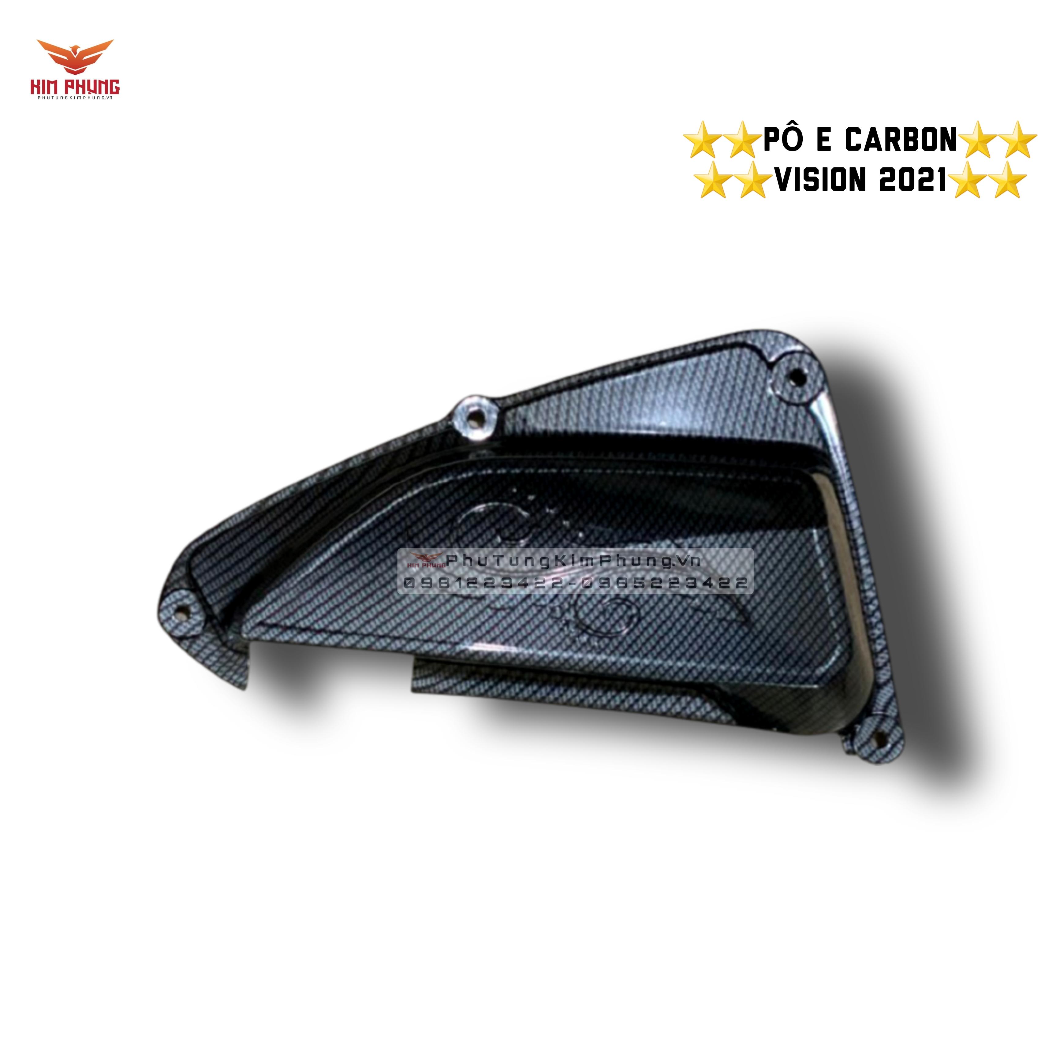 PÔ E CARBON VISION 2021