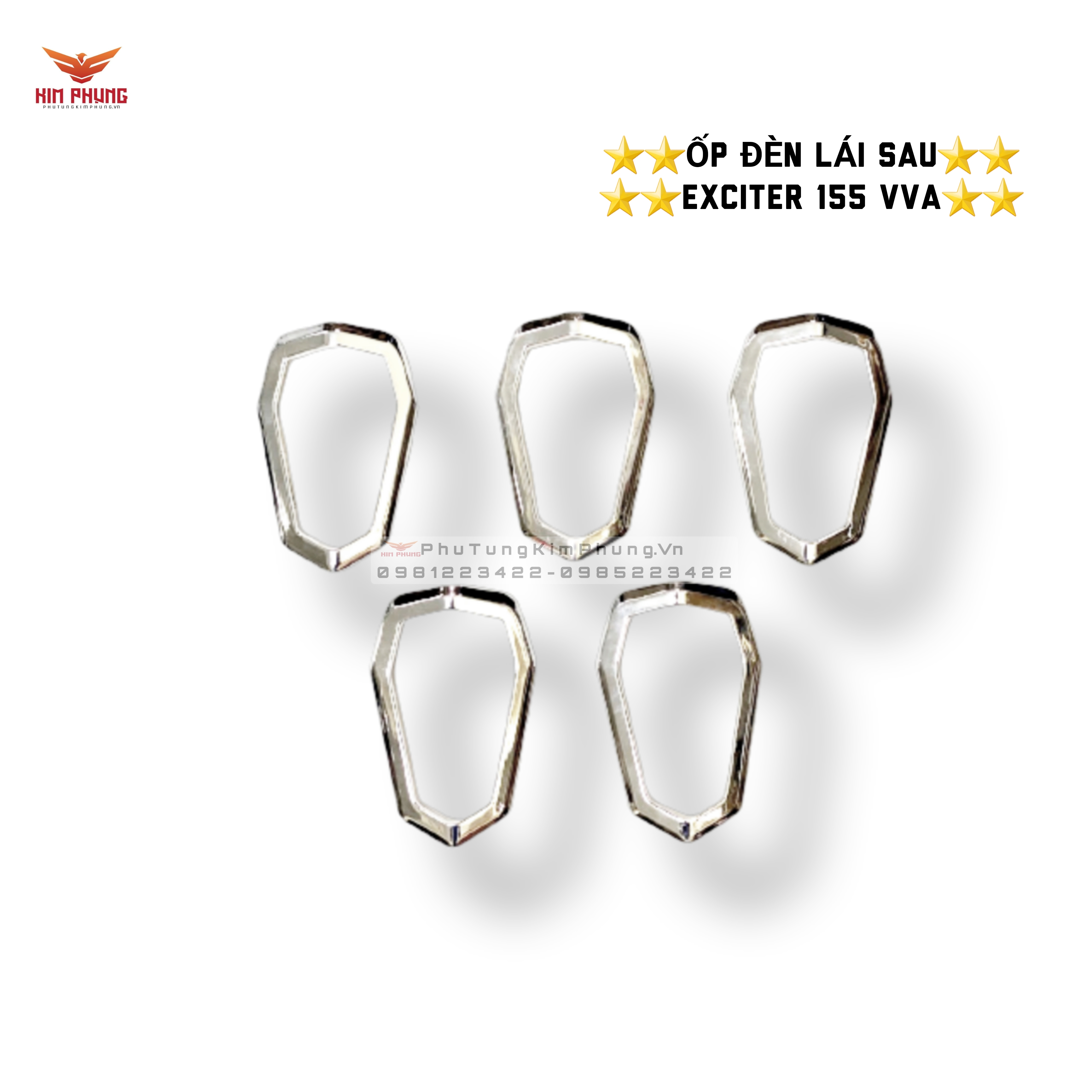 ỐP ĐÈN LÁI SAU EXCITER 155 VVA